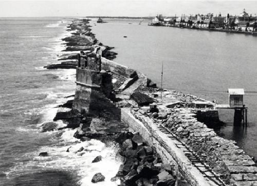 ruínas do forte do picão