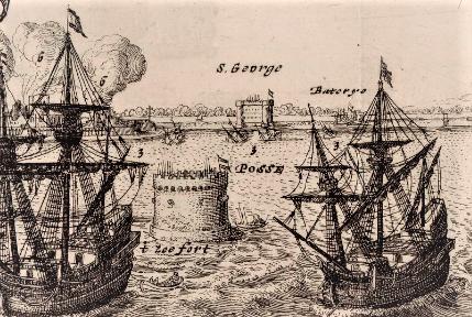 gravura holandesa do século 17